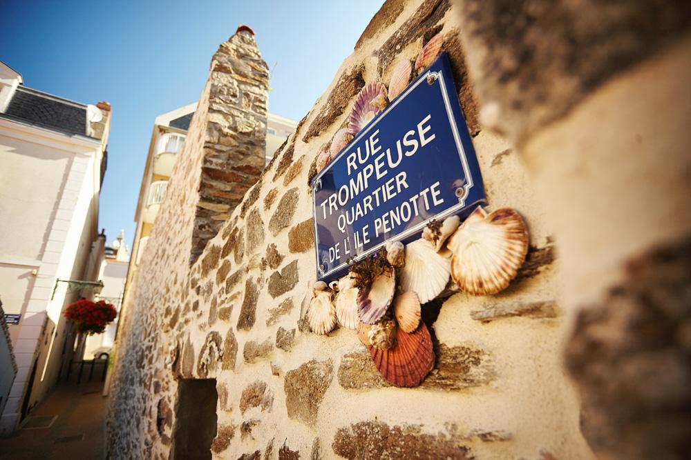 A. Lamoureux - Les Sables d'Olonne - L'Ile Penotte