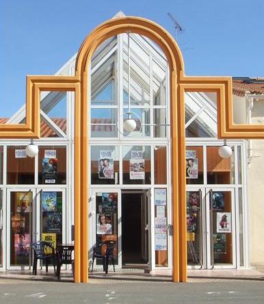 Cinéma des Ormeaux Jard sur Mer