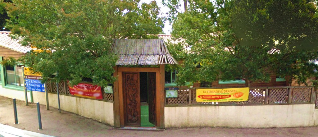 Restaurants de Jard sur Mer : la Terrasse du Dragon