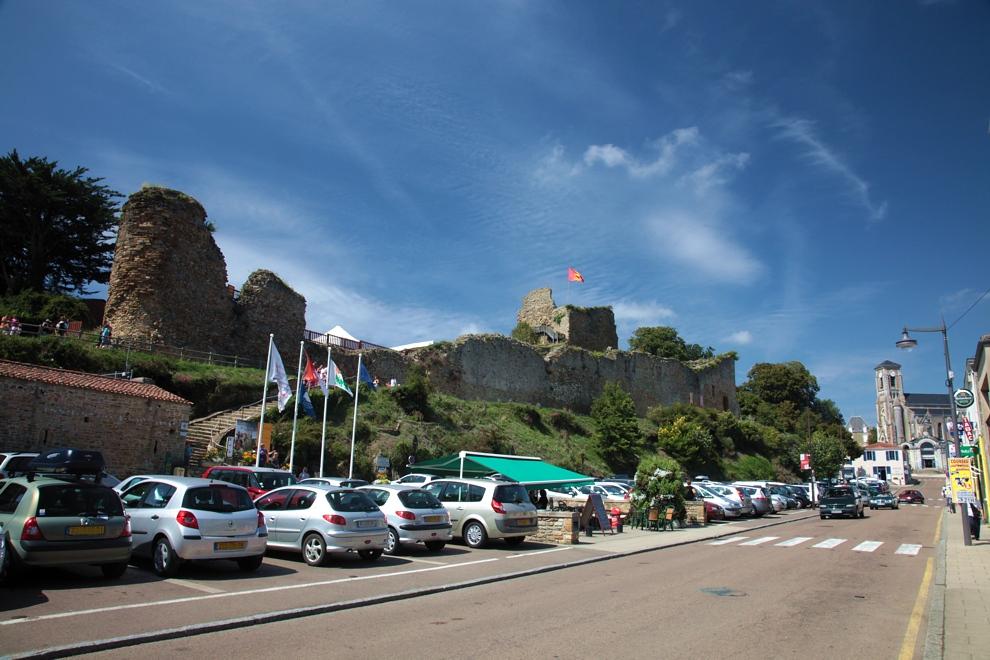 Camping Chateau de Talmont Saint Hilaire en Vendée